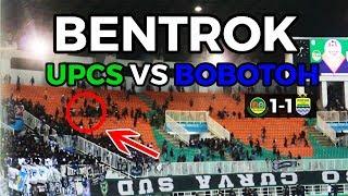 DETIK DETIK UPCS DAN BOBOTOH BENTROK !! PS TIRA 1 VS 1 PERSIB BANDUNG
