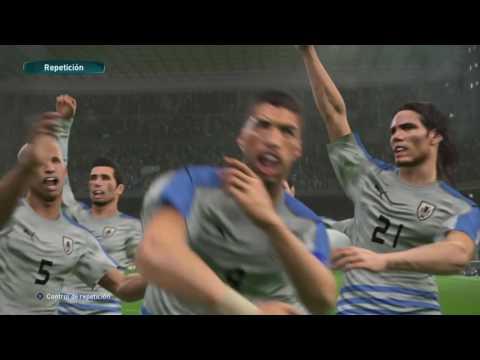 Uruguay vs Argentina PES 2017