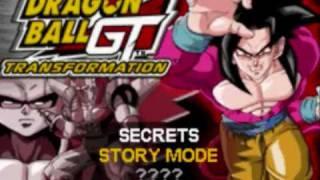 IK86 Reviews - Dragon Ball GT: Transformation (GBA)