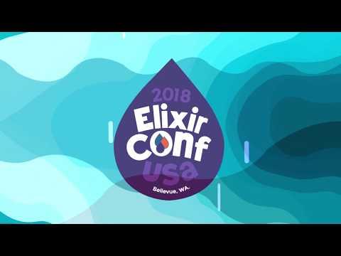 ElixirConf 2018 - Welcome Keynote - Jose Valim