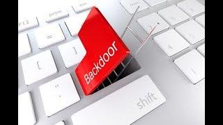 Backdoor Software Bangla Tutorial | ব্যাকডোর বা পিছনের দরজা বাংলা টিউটোরিয়াল