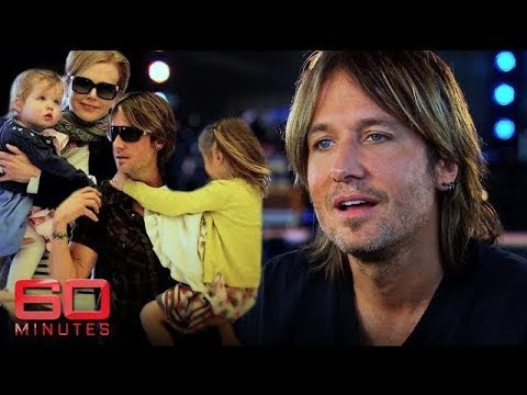 Keith Urban's Emotional Interview About Family   60 Minutes Australia