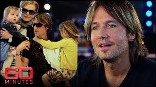 Keith Urban's emotional interview about family | 60 Minutes Australia