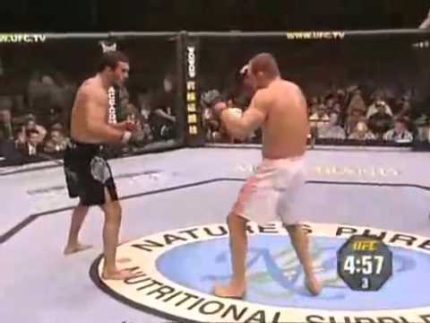 Randy couture vs Vitor belfort 3