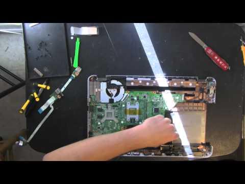 Gateway Kav60 Take Apart Disassemble How To Open Disa