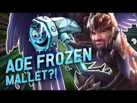 Voyboy | THE QUINN AOE FROZEN MALLET KITE KINGDOM!