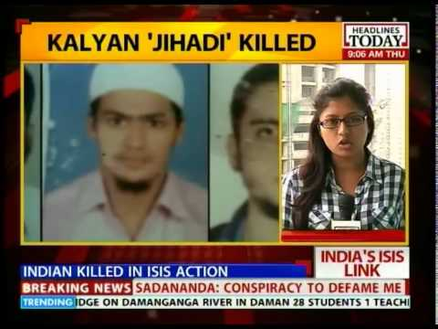 One Indian youth from Kalyan killed in Iraq fighting for the ISIS?
