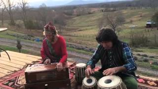 Hai Sharmaon Kis Kis Ko Bataon - as performed by Tabla for Two
