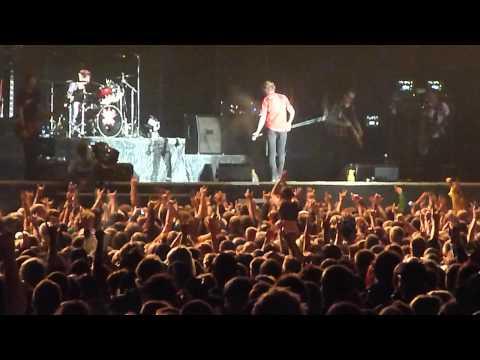 Die Toten Hosen live at Nova Rock 2012 - Halbstark