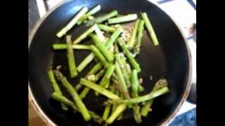 Healthy Recipes [garlic Asparagus]