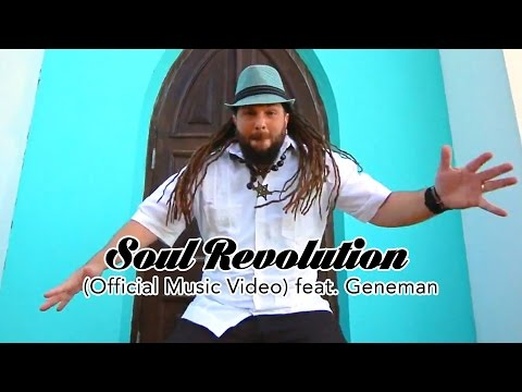 Christafari  Soul Revolution  Music  feat Geneman