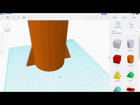 Glasgow Primary 3D Printing Challenge: Water Rocket Tutorial