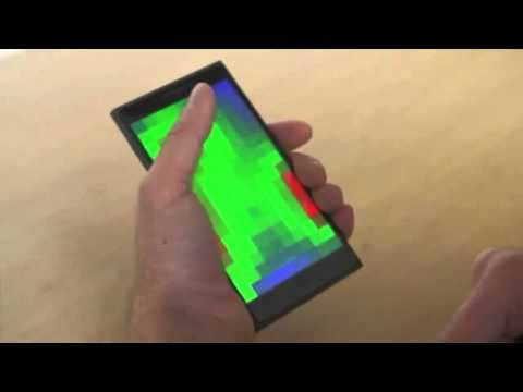 Pre Touch Sensing for Mobile by Microsoft - Microsoft research