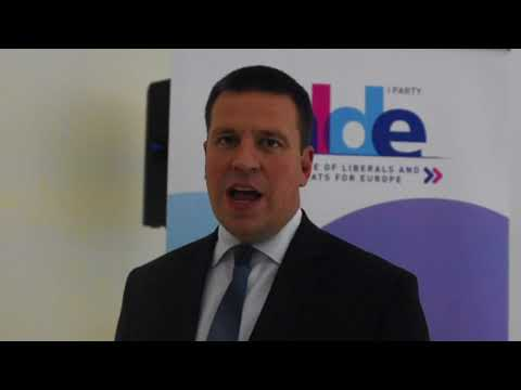Welcome to the Tallinn Digital Summit by Prime Minister Jüri Ratas