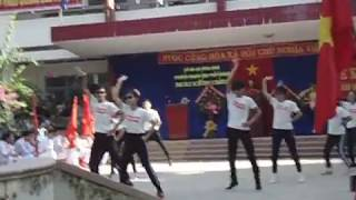 Nhảy Bombastic Dance