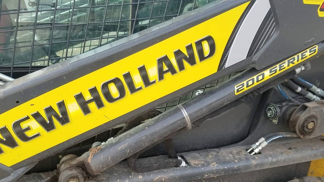 New Holland l230 the biggest piece of junk on the market