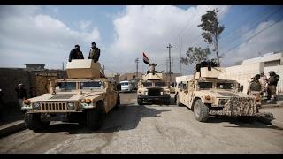 أخبار عربية - الجيش العراقي يصل إلى الجسر القديم غربي الموصل