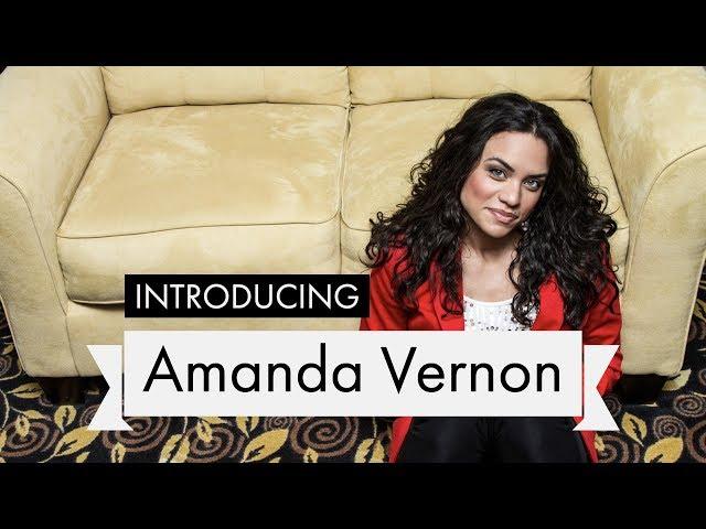 Meet Amanda Vernon - Brave Enough Artist Agency