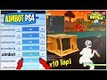 JE TEST LE AIMBOT FORTNITE PS4... +7 Top1 d'affilé - Funny Moments
