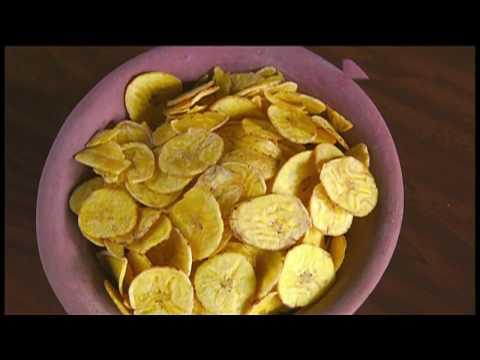 Как Сделать банановые чипсы? Все не так ка квы думали؟