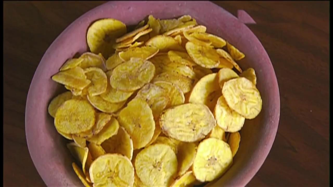 Как сделать банановые чипсы фото 475