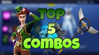 5 skin combos #1 | Fortnite Battle Royale