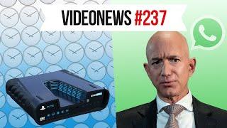 Dlaczego PS5 się opóźnia, a Jeff Bezos został OKRADZIONY - VideoNews #237