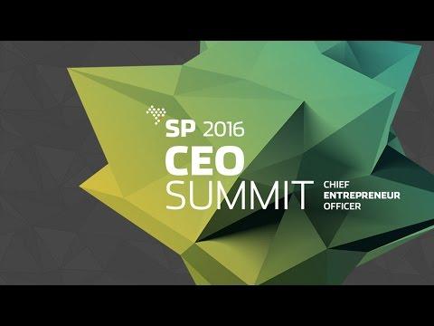 CEO Summit 2016 | Transmissão ao vivo completa