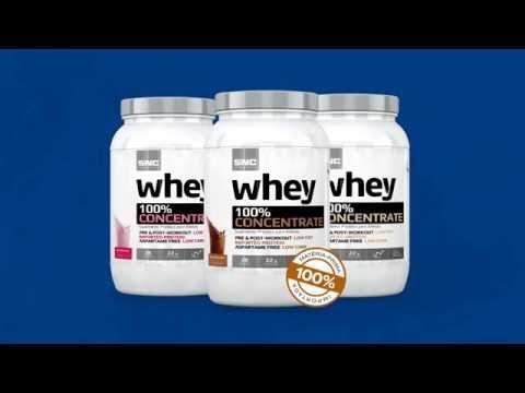 Whey Protein Concentrado - SNC ...