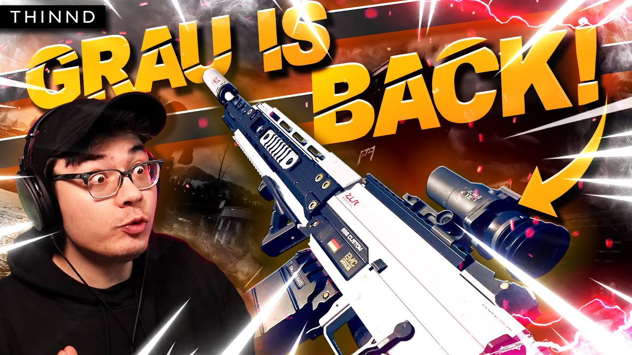Download THINND: The Grau Returns! Best Warzone Season 3 Loadout for New Players / Beginners