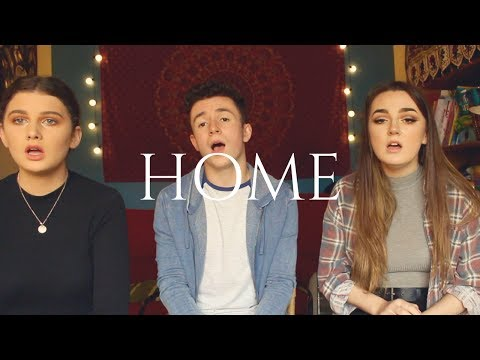 Home - Edward Sharpe & The Magnetic Zeros (Cover)