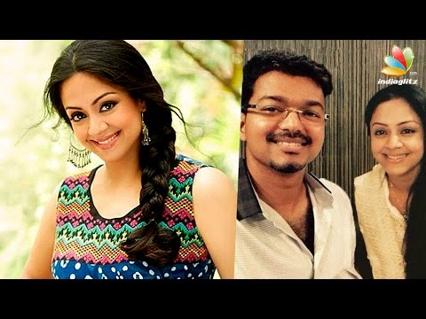 After 14 years, Jyothika to pair with Vijay in his 61st film? | Hot Tamil Cinema News | Atlee