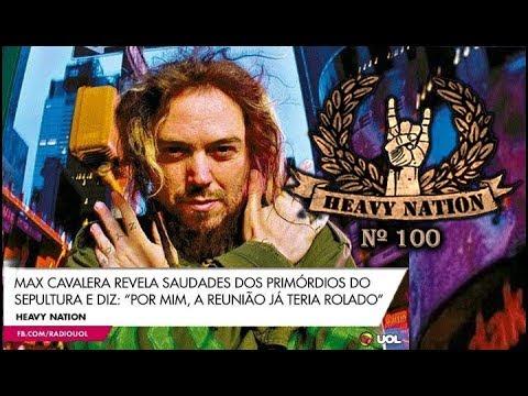 Heavy Nation 100 - MAX CAVALERA (27/04/2013)