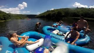 Delaware River Rafting Kittatinny 1 8 2015