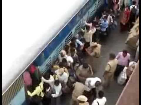Think Your Commute To And From Work is Bad - Check out India