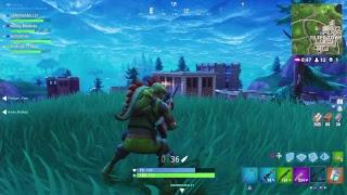 Fortnite Gameplay w/ Usually Interesting Commentary | Fortnite Stream | NO JETPACK