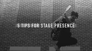 Download 5 Tips For Stage Presence - Worship Teams Mp3 and Videos