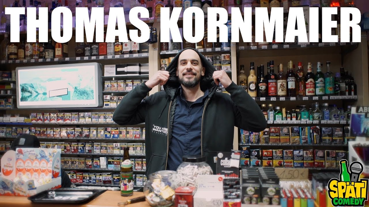 Thomas Kornmaier | Der Burka-Bandit | Späti Comedy