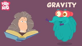 Gravity | The Dr. Binocs Show | Learn Series For Kids
