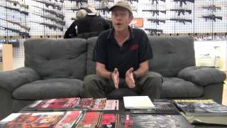 """GI Tactical -Gi Ed """"Meerkat"""" goes over some new things for the Store."""