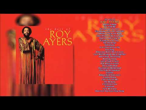 Roy Ayers 'The Very Best Of' [HD] with Playlist