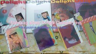 Baixar Unboxing Chemistry 🍒🍭 | 백현 BAEKHYUN The 2nd Mini Album ['Delight']