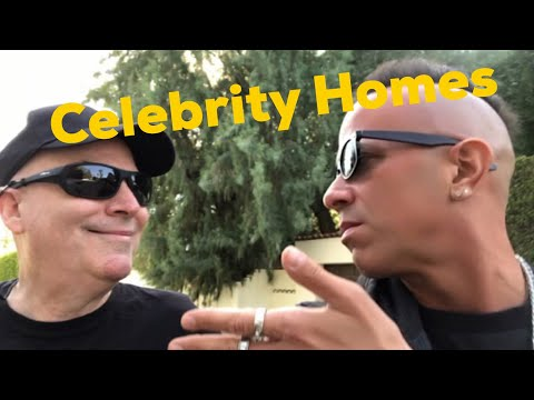 Celebrity Homes In Palm Springs | Cary Grant, Frank Sinatra, Leonardo DiCaprio, Liberace |Road Trip!