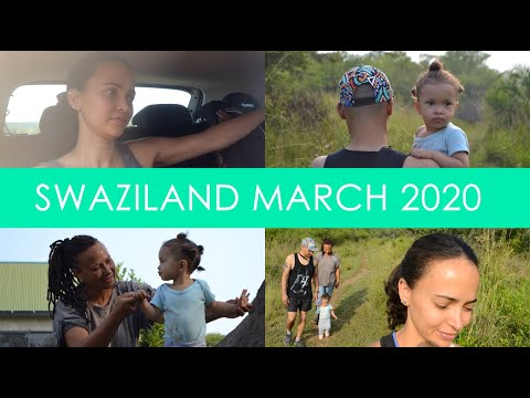 Weekend in Swaziland | Quaymbo Vlog | Home Video | March 2020 |