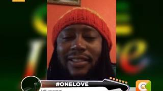 Duane Stephenson, August Town hitmaker Live on #OneLove