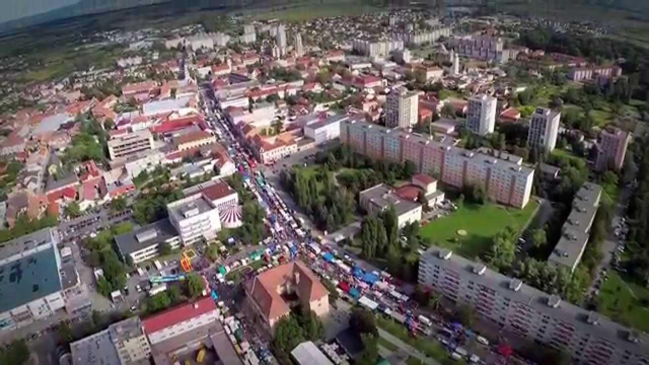 prezentacia mesta Lučenec - YouTube 336a7c00fcb