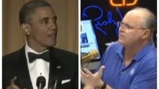 Limbaugh on Correspondents Dinner Shout-Out: Obama 'Praised Me For Daring To Say What Actually Is'