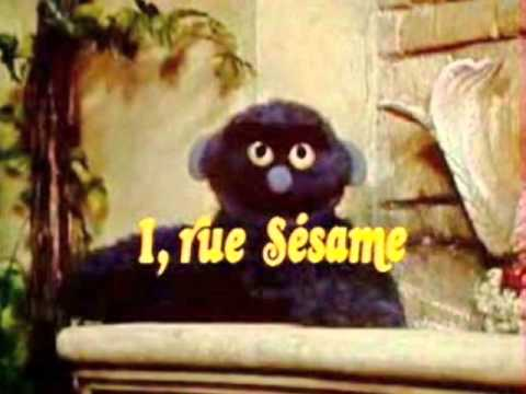Sesame Street - 1970s french Theme Songs