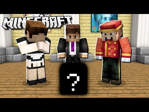 Cover Lagu Minecraft Hotel - WE FOUND A MYSTERIOUS PACKAGE! (Minecraft Roleplay) STAFABAND