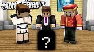 Minecraft Hotel - WE FOUND A MYSTERIOUS PACKAGE! (Minecraft Roleplay)